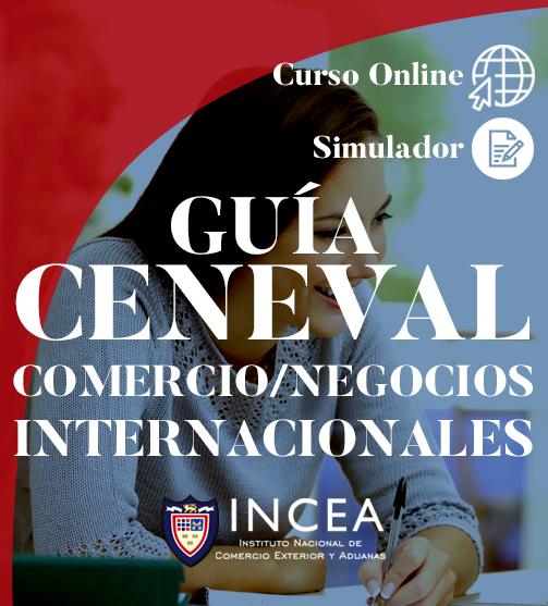 simulador ceneval negocios internacionales